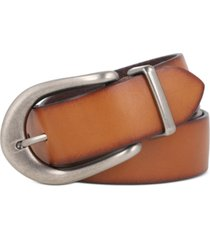 frye women's 2-pc. western leather belt set