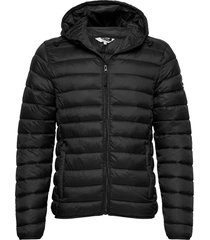 6209626, jacket - sdhailie hood fodrad jacka svart solid