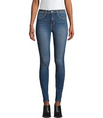l'agence women's marguerite high-rise skinny jeans - monterey - size 31 (10)
