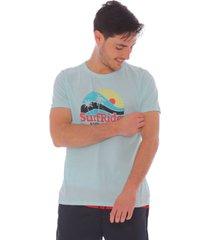 camiseta swimwear - hombre