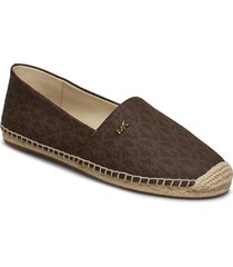 kendrick slip on sandaletter expadrilles låga svart michael kors shoes