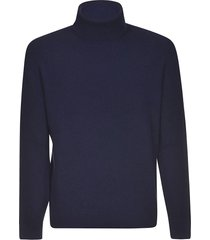 brunello cucinelli high-neck knit sweater