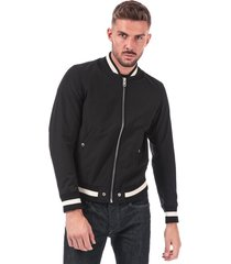 diesel mens r-radical jacket size s in black