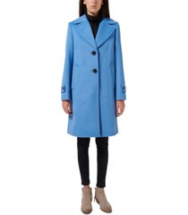 sam edelman single-breasted walker coat, created for macy's