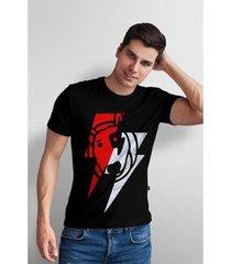 camiseta base nobre raio t- shirt masculina - masculino