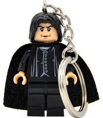 harry potter professor snape keychain models toys lego minifigure block 1pc a