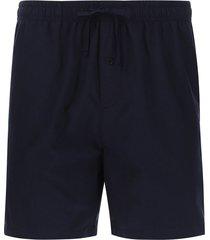 pantaloneta azul facol