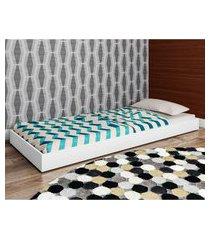 cama auxiliar solteiro art in móveis ca2080 miami