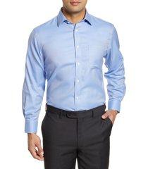 men's nordstrom men's shop smartcare traditional fit chevron dress shirt