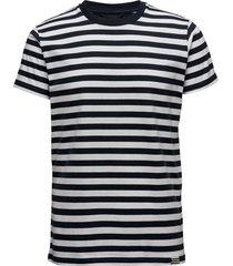 favorite midi thor t-shirts short-sleeved blå mads nørgaard