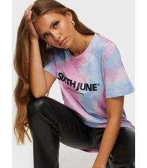 sixth june tie dye tshirt dress loose fit dresses