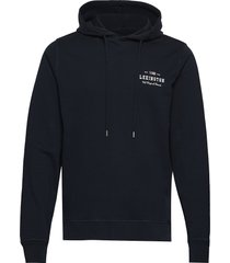 cooper hood hoodie trui zwart lexington clothing