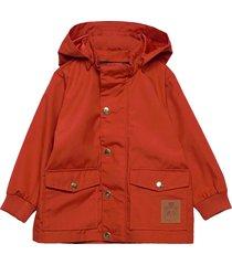 pico jacket parka jacka orange mini rodini