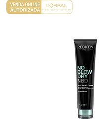 creme finalizador redken no blow dry just right cream 150ml