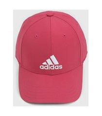 boné adidas performance logo rosa