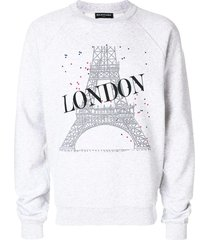 london crewneck sweatshirt