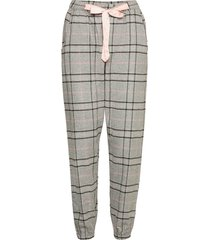 pant twill check pyjamas hunkemöller