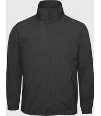 chaqueta 3 en 1 desmontable negra andesland