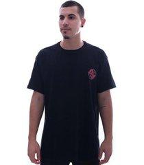 camiseta fatal new concept preto - masculino