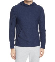men's outdoor voices men's all day hoodie, size large - blue