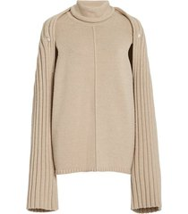 grace convertible sweater