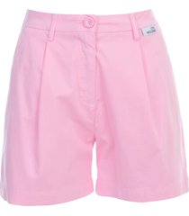 love moschino high waisted shorts w/pences