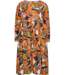cassiopeia jurk oranje molo