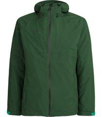 convey hooded jacket