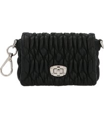 miu miu cloquet chain mini pouch