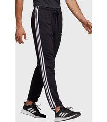 pantalón adidas performance e 3s t pnt ft negro - calce regular