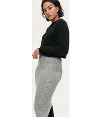 kjol lilian knitted skirt