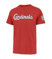 '47 brand st. louis cardinals men's fieldhouse t-shirt