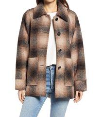 women's pendleton alexandria wool blend cape coat
