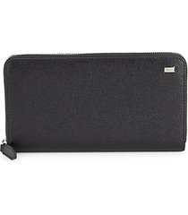 balen leather continental wallet