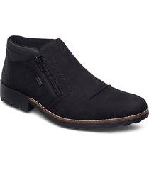 16064-00 shoes boots winter boots svart rieker