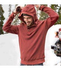 thermal hoodie
