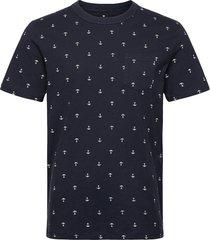 harbour mini t-shirts short-sleeved blå tom tailor