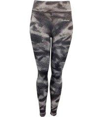 calça legging longa estampada cln divoks