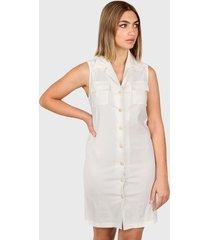 vestido blanco montjuic cirella