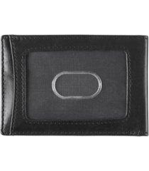 johnston & murphy men's two fold money clip wallet