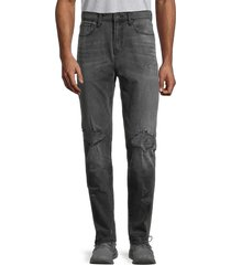 prps men's eliot skinny jeans - black - size 34