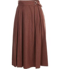 ps by paul smith pleated skirt