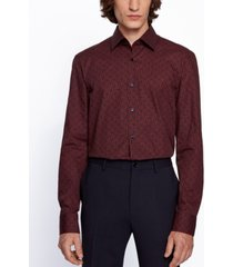 boss men's jango slim-fit shirt
