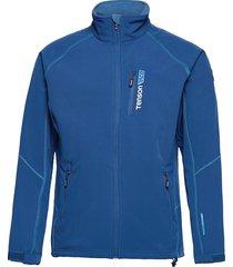 race softshell m outerwear sport jackets blå tenson