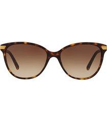 burberry burberry be4216 dark havana sunglasses