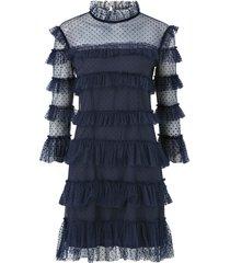 klänning carmine dotted dress