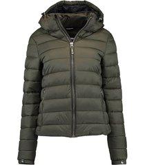 claccic fuji puffer jacket