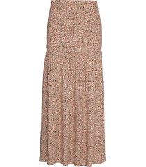 rodebjer hayly knälång kjol multi/mönstrad rodebjer