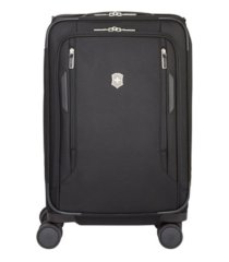 """victorinox swiss army vx avenue 22"""" frequent flyer softside carry-on"""