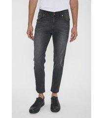 jean negro airborn black on slim fit